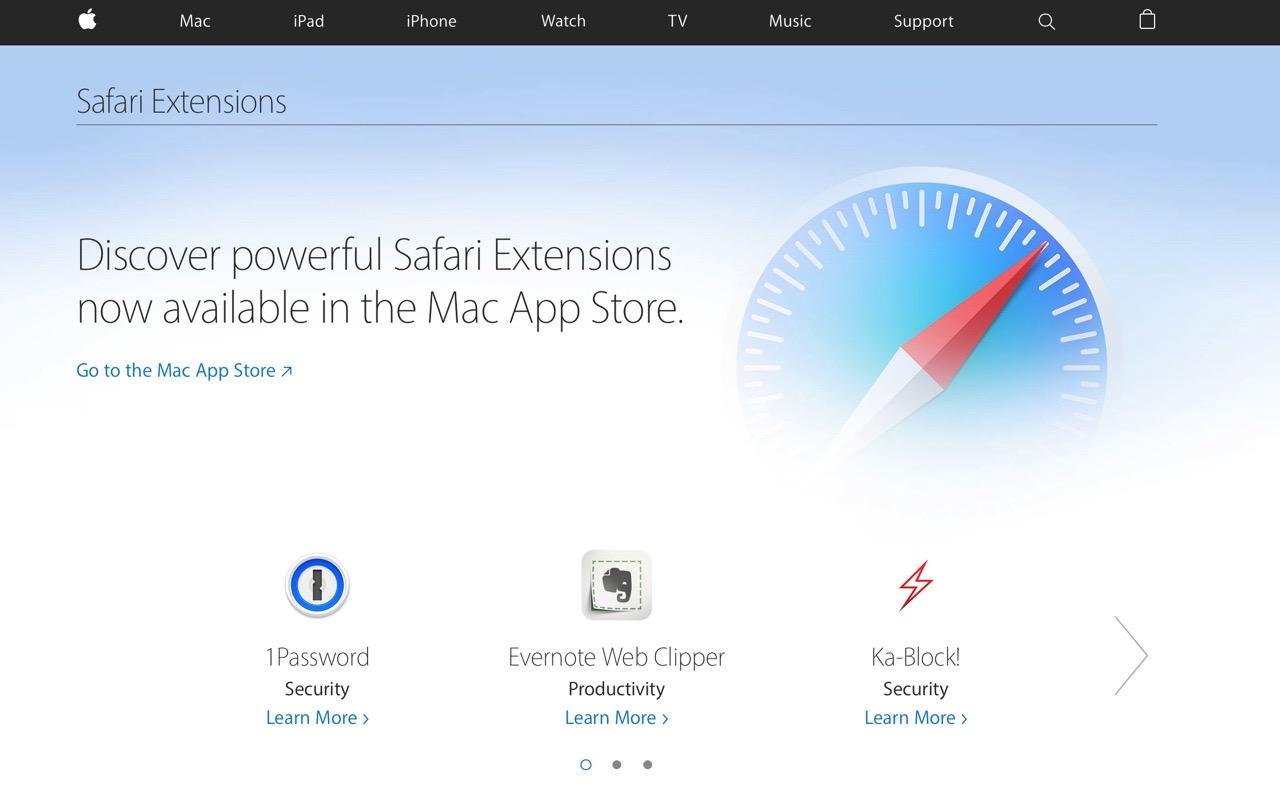 Download safari extension2