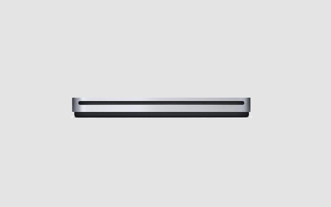 Apple純正の外付けCD/DVDドライブ Apple USB SuperDrive