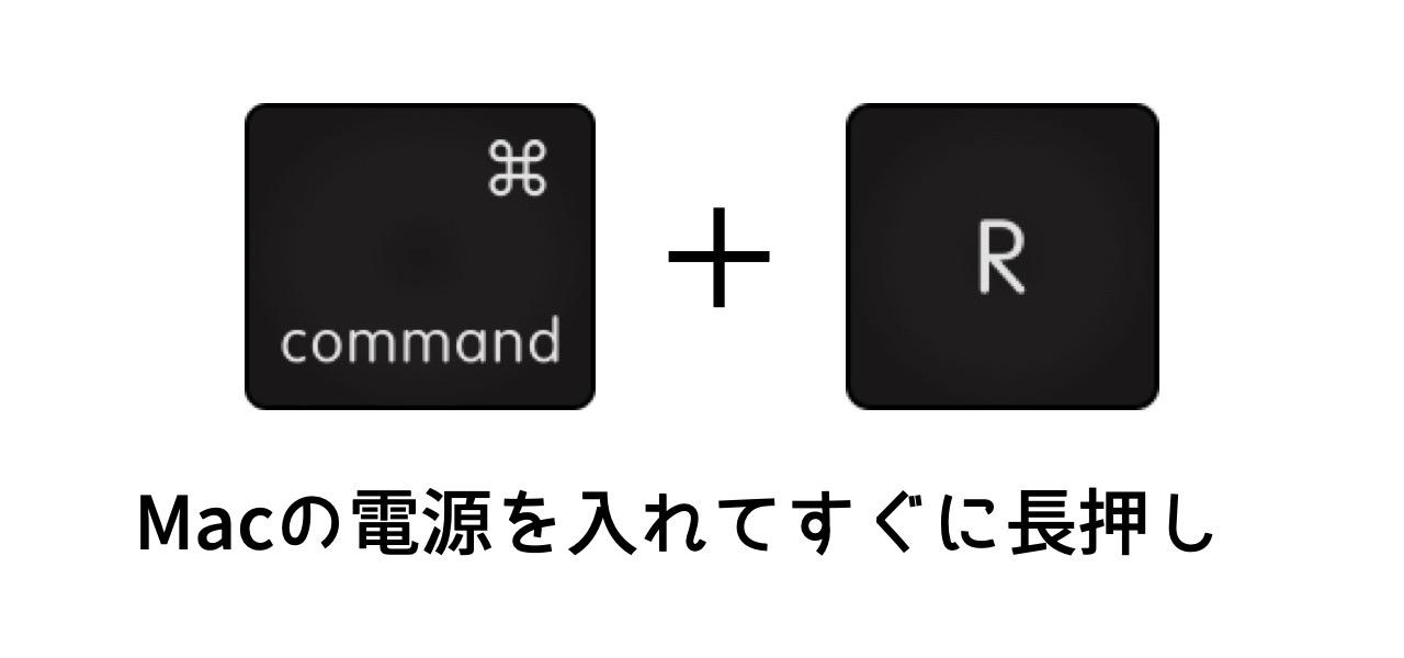 macOS 復元ユーティリティ